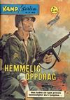 Cover for Kamp-serien (Serieforlaget / Se-Bladene / Stabenfeldt, 1964 series) #27/1976