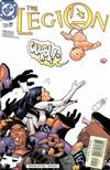 Cover for The Legion (DC, 2001 series) #9