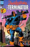Cover Thumbnail for Deathstroke, the Terminator (1991 series) #1 [1st Printing]