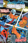Cover for Deathstroke, the Terminator (DC, 1991 series) #4
