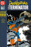Cover for Deathstroke, the Terminator (DC, 1991 series) #6