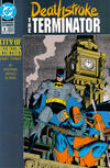 Cover for Deathstroke, the Terminator (DC, 1991 series) #8