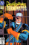 Cover for Deathstroke, the Terminator (DC, 1991 series) #12