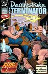 Cover for Deathstroke, the Terminator (DC, 1991 series) #22