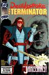 Cover for Deathstroke, the Terminator (DC, 1991 series) #23