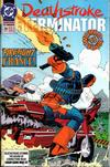 Cover for Deathstroke, the Terminator (DC, 1991 series) #28