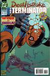 Cover for Deathstroke, the Terminator (DC, 1991 series) #31