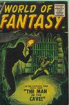 Cover for World of Fantasy (Marvel, 1956 series) #3