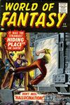 Cover for World of Fantasy (Marvel, 1956 series) #12