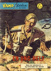 Cover Thumbnail for Kamp-serien (Serieforlaget / Se-Bladene / Stabenfeldt, 1964 series) #13/1974