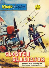Cover Thumbnail for Kamp-serien (Serieforlaget / Se-Bladene / Stabenfeldt, 1964 series) #36/1974