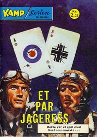 Cover Thumbnail for Kamp-serien (Serieforlaget / Se-Bladene / Stabenfeldt, 1964 series) #38/1974
