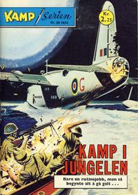 Cover Thumbnail for Kamp-serien (Serieforlaget / Se-Bladene / Stabenfeldt, 1964 series) #39/1974