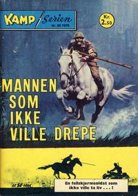 Cover Thumbnail for Kamp-serien (Serieforlaget / Se-Bladene / Stabenfeldt, 1964 series) #20/1975