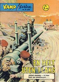 Cover Thumbnail for Kamp-serien (Serieforlaget / Se-Bladene / Stabenfeldt, 1964 series) #37/1975