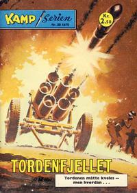 Cover Thumbnail for Kamp-serien (Serieforlaget / Se-Bladene / Stabenfeldt, 1964 series) #38/1975