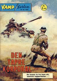 Cover Thumbnail for Kamp-serien (Serieforlaget / Se-Bladene / Stabenfeldt, 1964 series) #42/1975