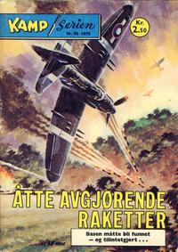 Cover Thumbnail for Kamp-serien (Serieforlaget / Se-Bladene / Stabenfeldt, 1964 series) #50/1975