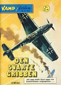 Cover Thumbnail for Kamp-serien (Serieforlaget / Se-Bladene / Stabenfeldt, 1964 series) #37/1976