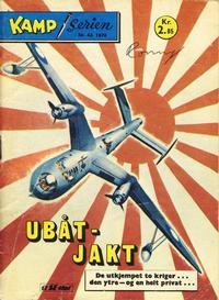 Cover Thumbnail for Kamp-serien (Serieforlaget / Se-Bladene / Stabenfeldt, 1964 series) #43/1976