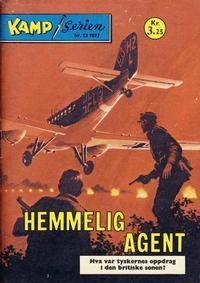 Cover Thumbnail for Kamp-serien (Serieforlaget / Se-Bladene / Stabenfeldt, 1964 series) #13/1977