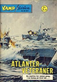 Cover Thumbnail for Kamp-serien (Serieforlaget / Se-Bladene / Stabenfeldt, 1964 series) #29/1977