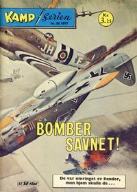Cover Thumbnail for Kamp-serien (Serieforlaget / Se-Bladene / Stabenfeldt, 1964 series) #30/1977