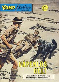 Cover Thumbnail for Kamp-serien (Serieforlaget / Se-Bladene / Stabenfeldt, 1964 series) #34/1977