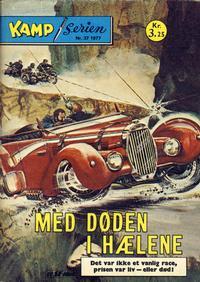 Cover Thumbnail for Kamp-serien (Serieforlaget / Se-Bladene / Stabenfeldt, 1964 series) #37/1977