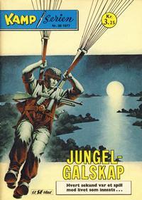 Cover Thumbnail for Kamp-serien (Serieforlaget / Se-Bladene / Stabenfeldt, 1964 series) #38/1977