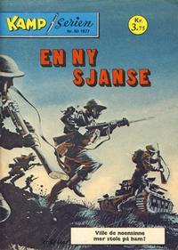 Cover Thumbnail for Kamp-serien (Serieforlaget / Se-Bladene / Stabenfeldt, 1964 series) #50/1977
