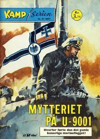 Cover Thumbnail for Kamp-serien (Serieforlaget / Se-Bladene / Stabenfeldt, 1964 series) #51/1977