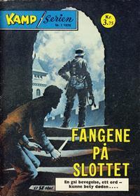 Cover Thumbnail for Kamp-serien (Serieforlaget / Se-Bladene / Stabenfeldt, 1964 series) #1/1978