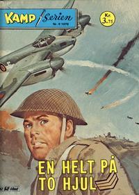 Cover Thumbnail for Kamp-serien (Serieforlaget / Se-Bladene / Stabenfeldt, 1964 series) #9/1978