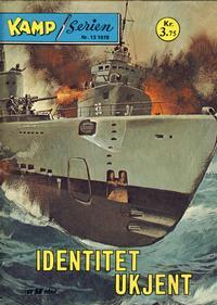 Cover Thumbnail for Kamp-serien (Serieforlaget / Se-Bladene / Stabenfeldt, 1964 series) #13/1978