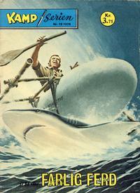 Cover Thumbnail for Kamp-serien (Serieforlaget / Se-Bladene / Stabenfeldt, 1964 series) #19/1978
