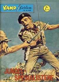 Cover Thumbnail for Kamp-serien (Serieforlaget / Se-Bladene / Stabenfeldt, 1964 series) #42/1978