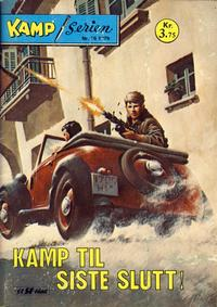 Cover Thumbnail for Kamp-serien (Serieforlaget / Se-Bladene / Stabenfeldt, 1964 series) #16/1979