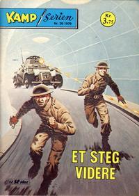 Cover Thumbnail for Kamp-serien (Serieforlaget / Se-Bladene / Stabenfeldt, 1964 series) #20/1979