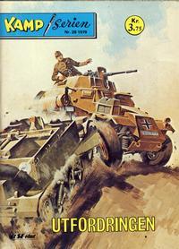 Cover Thumbnail for Kamp-serien (Serieforlaget / Se-Bladene / Stabenfeldt, 1964 series) #28/1979
