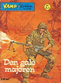 Cover for Kamp-serien (Serieforlaget / Se-Bladene / Stabenfeldt, 1964 series) #42/1979