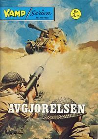 Cover Thumbnail for Kamp-serien (Serieforlaget / Se-Bladene / Stabenfeldt, 1964 series) #49/1979