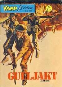 Cover Thumbnail for Kamp-serien (Serieforlaget / Se-Bladene / Stabenfeldt, 1964 series) #3/1980