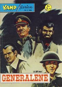 Cover Thumbnail for Kamp-serien (Serieforlaget / Se-Bladene / Stabenfeldt, 1964 series) #6/1980