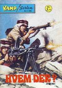 Cover Thumbnail for Kamp-serien (Serieforlaget / Se-Bladene / Stabenfeldt, 1964 series) #9/1980