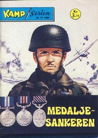 Cover Thumbnail for Kamp-serien (Serieforlaget / Se-Bladene / Stabenfeldt, 1964 series) #13/1980