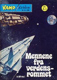 Cover Thumbnail for Kamp-serien (Serieforlaget / Se-Bladene / Stabenfeldt, 1964 series) #23/1980