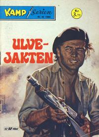 Cover Thumbnail for Kamp-serien (Serieforlaget / Se-Bladene / Stabenfeldt, 1964 series) #40/1980