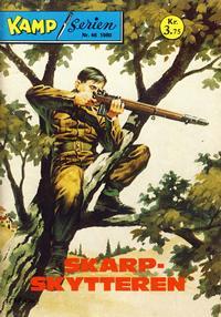 Cover Thumbnail for Kamp-serien (Serieforlaget / Se-Bladene / Stabenfeldt, 1964 series) #46/1980