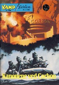 Cover Thumbnail for Kamp-serien (Serieforlaget / Se-Bladene / Stabenfeldt, 1964 series) #2/1981